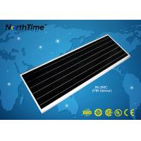 Quality Waterproof Solar Powered Road Lights , Branch Road 80W LED Solar Powered Lights for sale