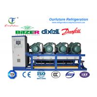 Wholesale Meat Cold Room Compressor Unit Single Stage Energy Controlling System from china suppliers