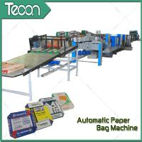 Wholesale External Reinforcement Chemical Cement Paper Bag Forming Machine 4 Color Printing from china suppliers