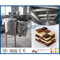 Wholesale 75L 150L High Efficiency Chocolate Melting Tank with Stainless Steel SUS304 from china suppliers