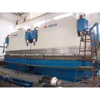 Quality CNC Tandem Servo Electric Press Brake Forming 10000KN Pressure for sale