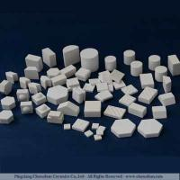 Quality Chemshun Alumina Ceramic Cylinder/Rods as Wear Resistant Linings Supplier for sale