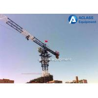 Quality QTP50 Topless Tower Crane PT5010 Hydraulic Crane Remote Control Fixed for sale