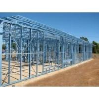 Quality Customized Industry Structure Steel Sheds With Bridge Cranes Inside for sale