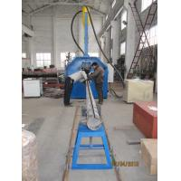 Wholesale Automatic 450 Seam Welder , lighting pole welding machine 450 / 12000mm from china suppliers