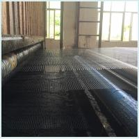 Quality Good anti-age and alkali-resistance fiberglass geogrid for dams/gravel grids for sale