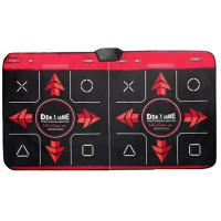 Wholesale Red USB Game Duet Plug And Play Dance Mat / Pad , Thickness 8mm from china suppliers