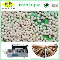 Wholesale High Heat Hot Melt Edgebanding Glue Granule / Edge Banding Adhesive Not Stinging from china suppliers
