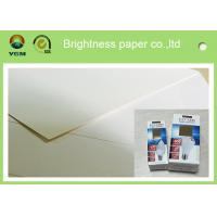 Wholesale Smoothy One Side Coated Packaging Box Paper For Name Card Environmental Friendly from china suppliers