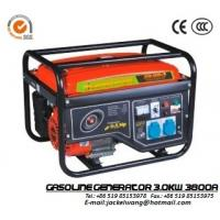 Wholesale GJ3800A 3.0kw 12L Capacity Gasoline Powered Generator with Recoil Starter System from china suppliers