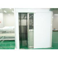 Wholesale S SERIES Personnel Entry Cleanroom Air Shower With 22-25m/S Wind Speed from china suppliers