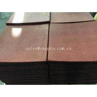 Wholesale Non - Warping EPDM Rubber Pavers Outstanding Performance For Sports Area from china suppliers