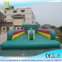 Wholesale Hansel commercial large outdoor inflatable amusement equipment from china suppliers