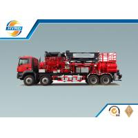 Wholesale Red Fracturing Pump Truck Oilfield Vehicles Model SYL3000-140Q from china suppliers