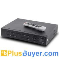 Wholesale Dual-Stream 16 Channel DVR Security System with 500GB HDD from china suppliers