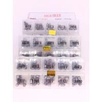 Quality BOSCH 0445110# Injector Adjusting Shims B15 , Common Rail Injector Shims for sale