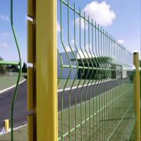 Wholesale Wire Mesh Fence with Triangle Bends from china suppliers