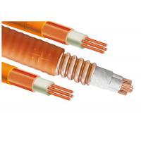 Wholesale Safety Anti High Temperature Cable , Fire Proof Cable High Mechanical Strength from china suppliers