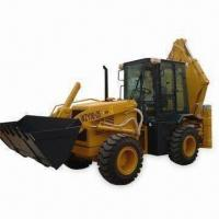 Wholesale Backhoe Loader with 7,600kg Operating Weight and 0.96m from china suppliers
