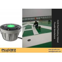 Wholesale 8 '' Cores Mounting Helipad Landing Lights 4 meters Spacing for Roof Concrete Helipad from china suppliers