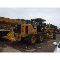 Wholesale used year- 2007 CAT 12H motor grader for sale  , used construction equipment from china suppliers