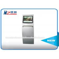 Wholesale Touch Screen Ticket Vending Kiosk For Movie / Gymnasium / Theater Scanning 2D Barcode from china suppliers