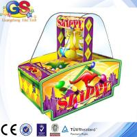 China 2014 shooting coin operated redemption games lottery ball machine for sale on sale