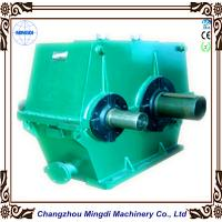 Wholesale 750 - 3000rpm Input Speed Helical Gear Reducer Gear Box For Heavy Equipment from china suppliers