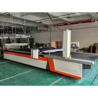 Wholesale Industrial Fabric Cutting Machines For Shoes , Car Seats Cover Cutting 2033 from china suppliers