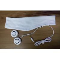 Buy cheap headband earphones bedphones sleeping headphone from wholesalers