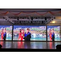 Wholesale Indoor LED Video Screens with High gray scale and high refresh rate at even low brightness from china suppliers