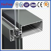 Wholesale New! china construction aluminum extrusion, curtain wall aluminium profiles from china suppliers