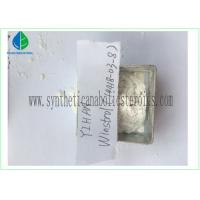 Wholesale 99% Min Purity Healthy Nandrolone Steroid Stanozolol Winstrol CAS 10418-03-8 from china suppliers