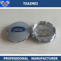 Wholesale Chrome 75mm Center Wheel Cover Hub Cap , ABS Plastic Alloy Wheel Cap from china suppliers