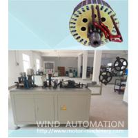 Buy cheap Round wire forming hairpin coil winding machine for Starter motor armature manufacturing for Auto industry from wholesalers