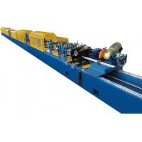 Wholesale Material Thickness 0.27 - 0.4mm PU Sandwich Panel Production Line Manual Uncoiling from china suppliers