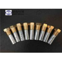 "Wholesale Caterpillar Engine Zinc 6L2289 Anode 1/2"" NPT Plug E-2B ASTM B418-95 from china suppliers"