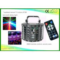 Wholesale Led Concert Stage Lights , 9 Colors Multi Derby Dj Club Lights, Led effect light dj from china suppliers