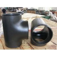 Wholesale seamless pipe tee from china suppliers