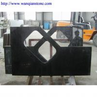 Wholesale granite kitchen countertop absolute black from china suppliers