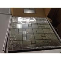 Wholesale STANDARD PACKING - METAL MOSAIC TILES from china suppliers