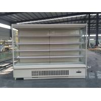 Mulitdeck Refrigerated Cabinet for Supermarket with Embraco Compressor