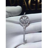 Wholesale Tiffany Diamond key 18k gold white gold yellow gold rose gold Diamond key from china suppliers
