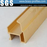 Wholesale Decorative Customized Copper Extruding Building Material Profiles from china suppliers