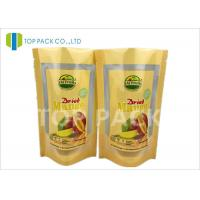 Wholesale 150G Stand Up Packaging Bags , biodegradable food grade heat seal bags from china suppliers