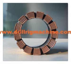 Wholesale Impregnated Diamond Core Drill Bit For Rock Core Drilling BQ NQ HQ PQ size from china suppliers