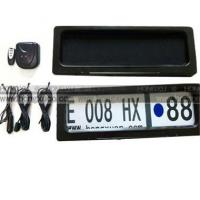 Buy cheap Hide Car License Plate Frame from wholesalers