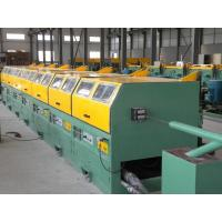 Wholesale 2 Wheel Barrow Wire Mesh Manufacturing Machine , Industrial Wire Processing Equipment from china suppliers