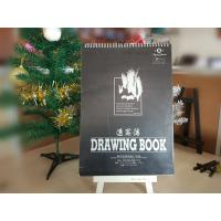 Wholesale Customized Cover Artist Paint Pad Sketch Drawing Paper Sketchbook 100gsm 60 sheets from china suppliers