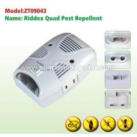 Quality The Most Popular Riddex Quad Sonic And Electromagnetic Pest Repllent Technology for sale